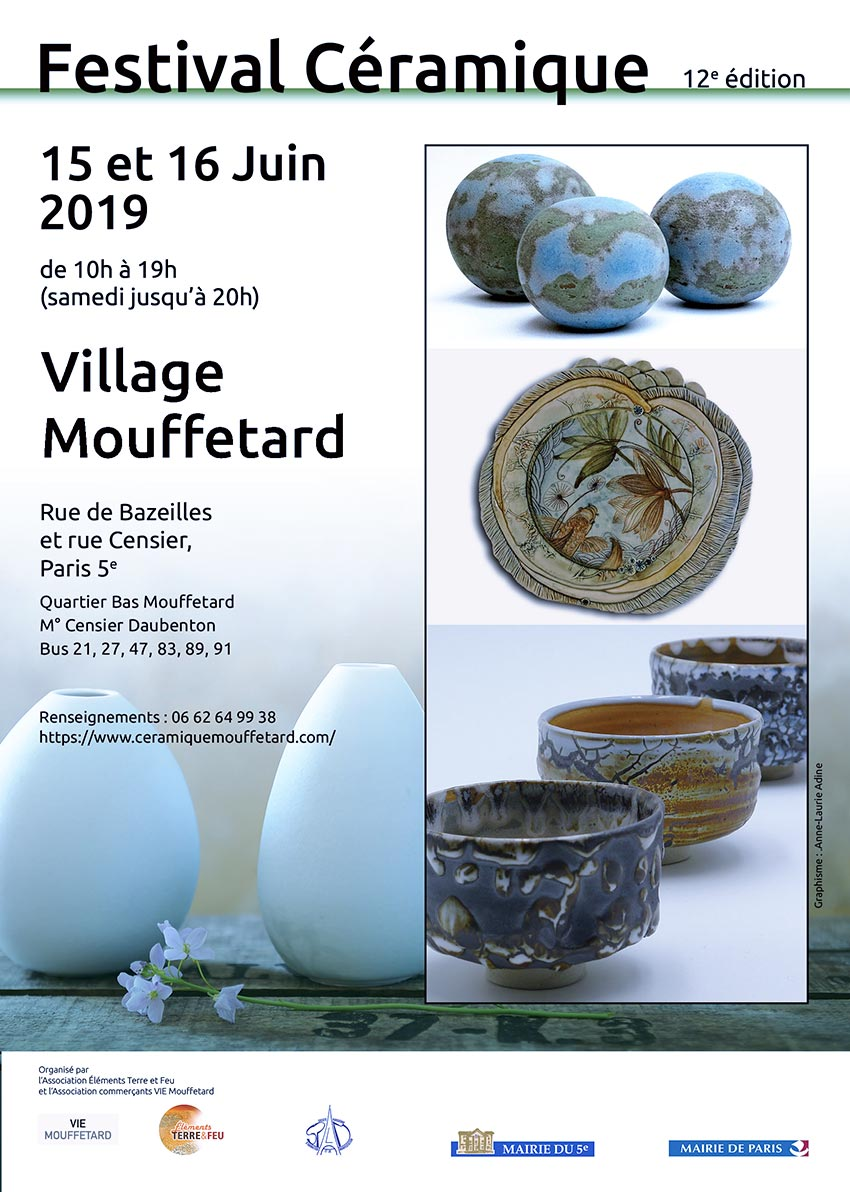 Village Mouffetard 2019